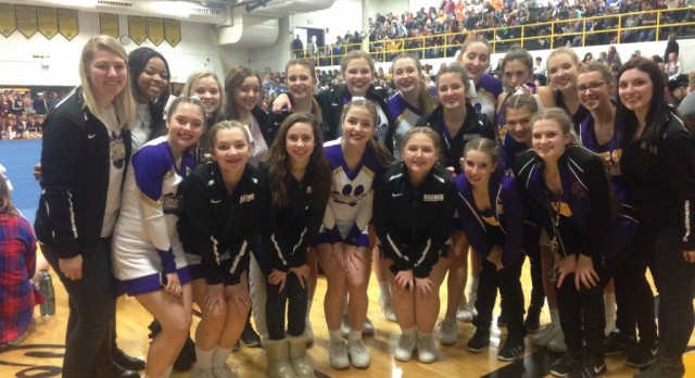 Dance Team Qualifies for State