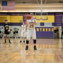 Boys JV Basketball vs Perrysburg, February 17th