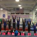 NLL Gymnastics Championships, February 18th