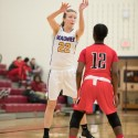 Girls Varsity Basketball vs Rogers, February 25th