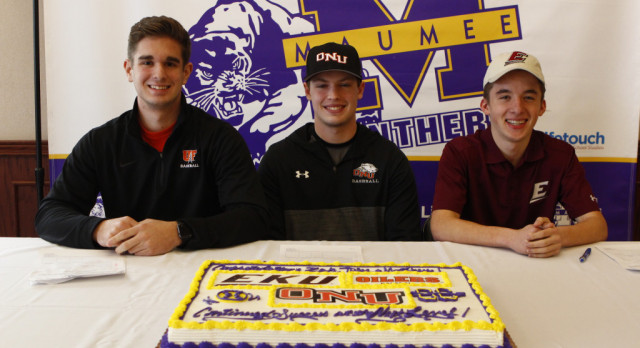 Three MHS Standouts Sign Letters of Intent