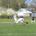 JV Baseball vs. Swanton, April 25
