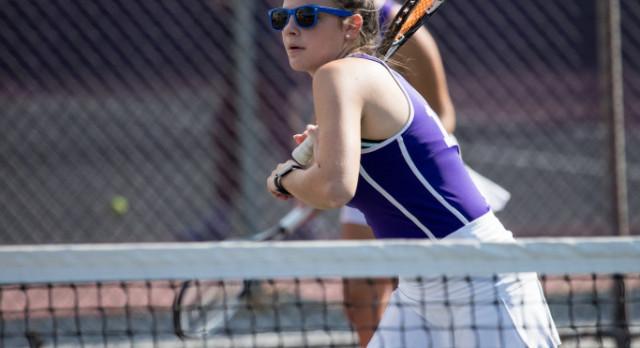 Maumee Girls Varsity Tennis beats Wauseon  5-0