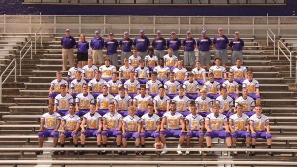 Boys Varsity Football 2017