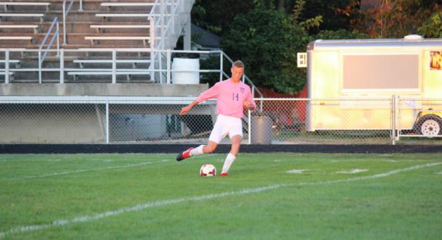 Maumee High School Boys Varsity Soccer falls to vs Archbold HS 4-2