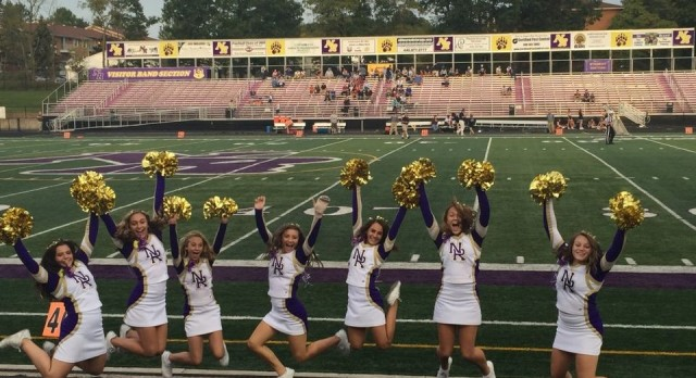 North Royalton MS & HS – 2016 Cheerleading Try Outs