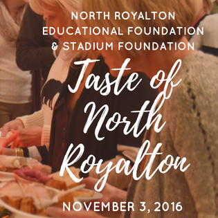 Taste of North Royalton – Thursday, November 3rd, 2016