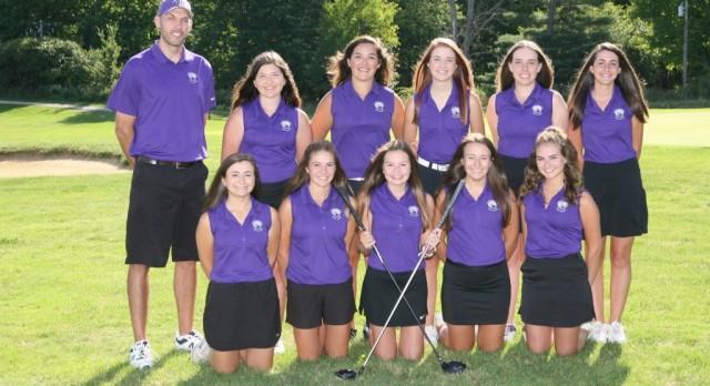 Girls Varsity Golf – 2016 Fall Sports Awards Winners