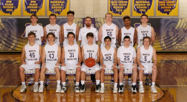 Boys JV Basketball Team Defeats Cuyahoga Falls High School