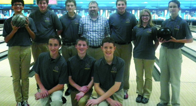 Bowlers Take To The Lanes For North Royalton High School