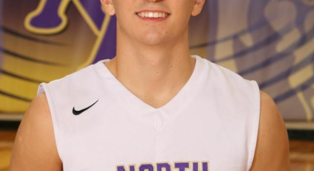 Boys Varsity Basketball Senior Spotlight:  Evan Neczypor
