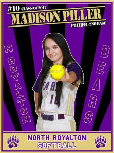 Madison Piller #10