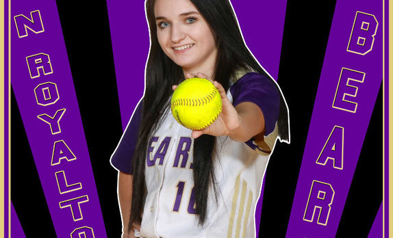 Girls Varsity Softball Senior Spotlight: Maddie Piller