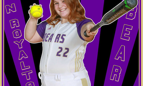 Girls Varsity Softball Senior Spotlight: Josalynn Rightnour