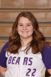 2017 Girls Varsity Softball - Josalynn Rightnour