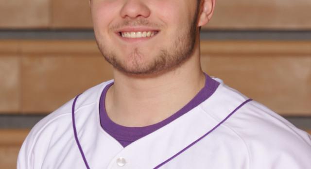 Boys Varsity Baseball Senior Spotlight:  Jake Pacholski