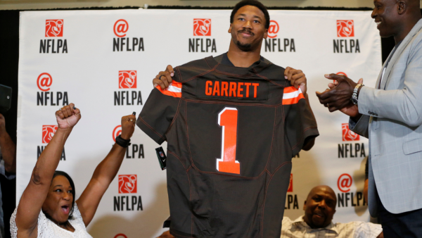 Myles Garrett NFL Draft