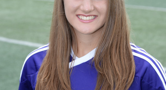 Girls Varsity Soccer Senior Spotlight:  Jordi Markovic