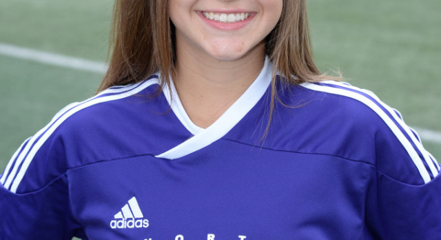 Girls Varsity Soccer Senior Spotlight:  Olivia Reichenbach