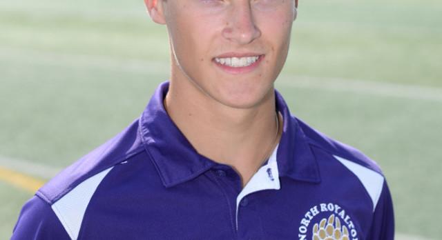Boys Varsity Golf Senior Spotlight:  Kyle Nowak