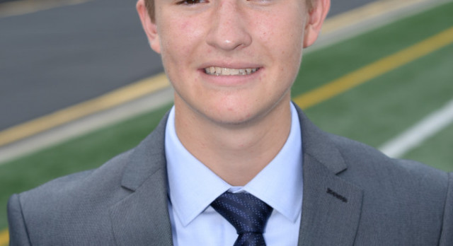 Varsity Cross Country Senior Spotlight:  Matthew Compan