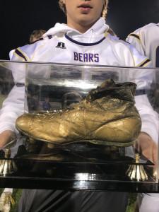 Varsity Football - The Shoe 10-13-17