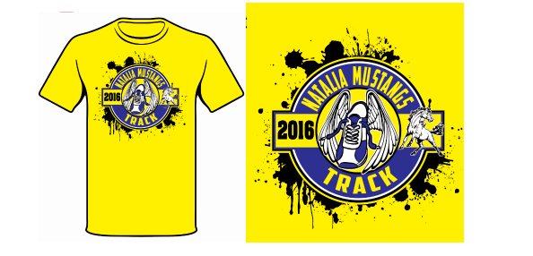 TRACK SHIRTS FOR SALE! – DEADLINE EXTENDED!