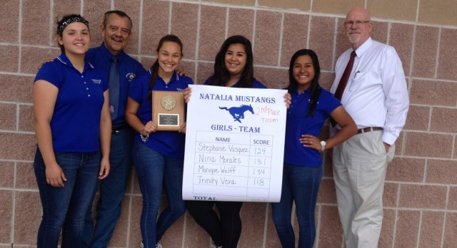 LADY MUSTANG GOLF HEADED TO REGIONALS!