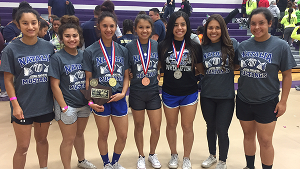 6 GIRLS STATE BOUND! #NLMPOWERLIFTING