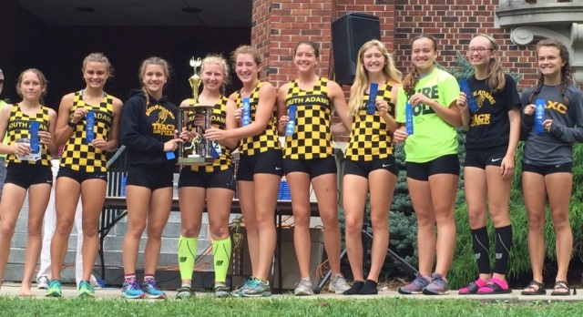 Big Weekend for Cross Country