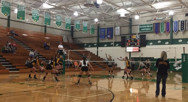 Volleyball Season Comes to End
