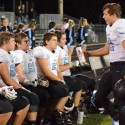 Varsity Football vs Allendale 2015