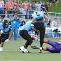 FHN Varsity Football vs Greenville 2015