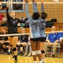 "Varsity Girls Volleyball vs. Springboro ""Senior Night"" 9-18-14"