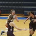 Girls Varsity Basketball vs. Lebanon 1-6-16