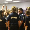 "Varsity Bowling vs. Xenia 2-8-16 ""Senior Recognition"""