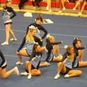 Varsity Cheerleading :OASSA Cheerleading Championships Northwestern High School 2-7-16