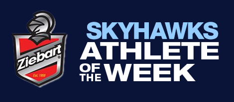 Jordan Wilson Ziebart Skyhawks Athlete of the Week