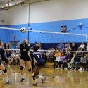 Girls JV Volleyball vs. Xenia 10-13-16