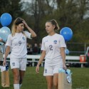 "Girls Varsity Soccer vs. Piqua 10-10-16  ""Senior Night"""