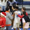 Boys Varsity Basketball vs. Xenia 12-23-16