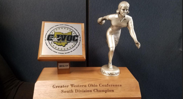 Girls Bowling Finishes Strong in GWOC South