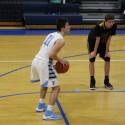 Boys JV Basketball vs. Sidney 1-20-17