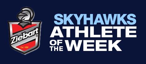 Ziebart Skyhawks Athletes of the Week