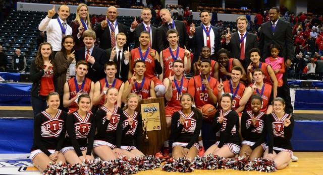 Park Tudor Boys Basketball Team Wins IHSAA 2A State Championship