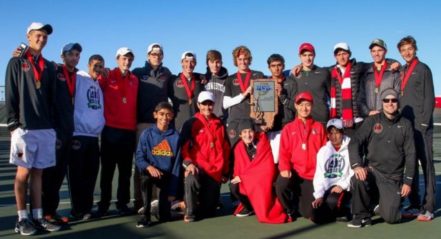 PT Boys Tennis Finishes Season as State Runner-Up