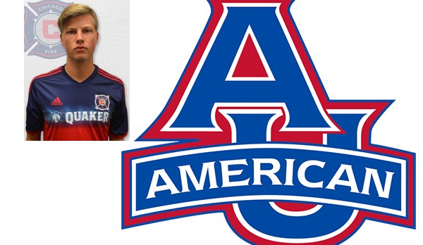 Plewes Commits to American University