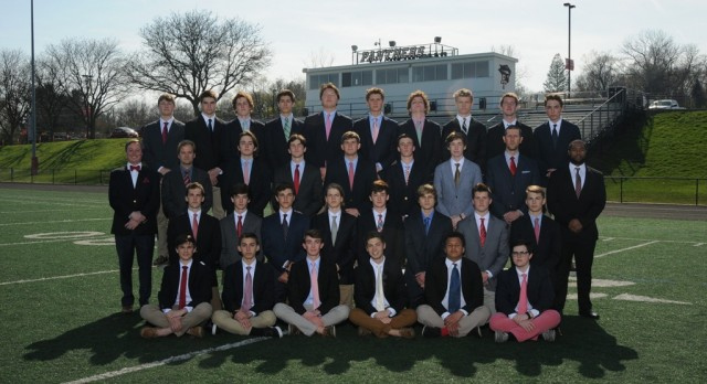 Boys Lacrosse Players Earn State & National Honors