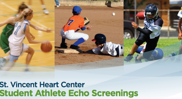Echo Screenings for Student-Athletes