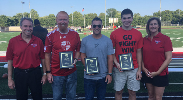 Booster Club 2016-17 Coach of the Year Awards